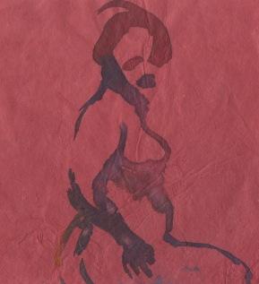 khadi red ink22 2