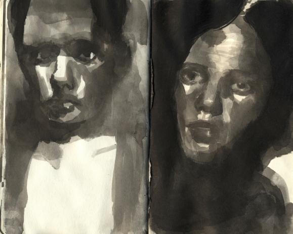 sketch ink kk