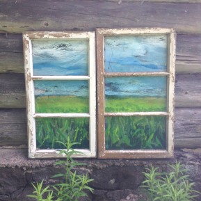 windows are mirros II