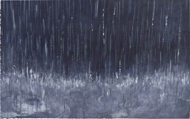 watercolour rainrr